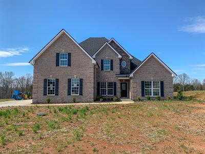 Murfreesboro Single Family Home For Sale: 1115 Sycamore Leaf Way