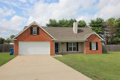 Murfreesboro Single Family Home For Sale: 110 Pintail Ct
