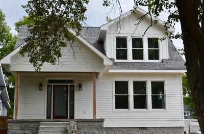 Nashville Single Family Home For Sale: 1115 Greenwood Ave
