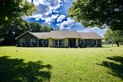 Single Family Home For Sale: 2674 New Hall Rd