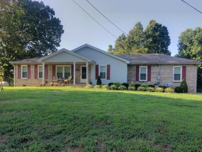 Christian County, Ky, Todd County, Ky, Montgomery County Single Family Home For Sale: 1967 Jim Kim Rd