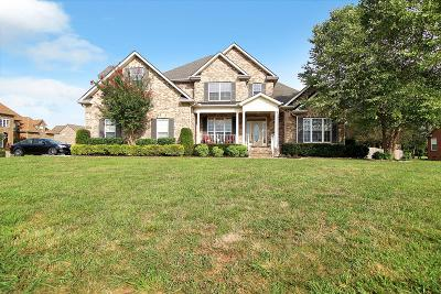 Murfreesboro Single Family Home For Sale: 3339 Mosey Ln