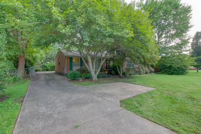 Christian County, Ky, Todd County, Ky, Montgomery County Single Family Home For Sale: 2144 Memorial Dr
