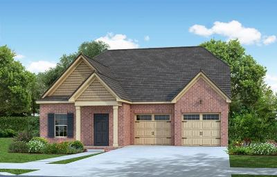 Davidson County Single Family Home For Sale: 108 Lightwood Drive - Lot 15