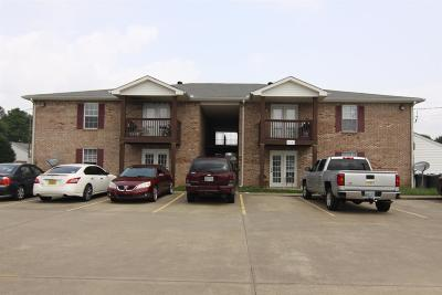 Christian County, Ky, Todd County, Ky, Montgomery County Rental For Rent: 313 Lansinger Lane