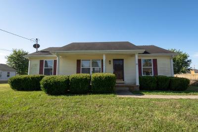 Christian County Single Family Home For Sale: 303 Alan