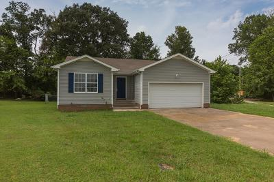 Christian County Single Family Home Under Contract - Showing: 108 Brandi Ct