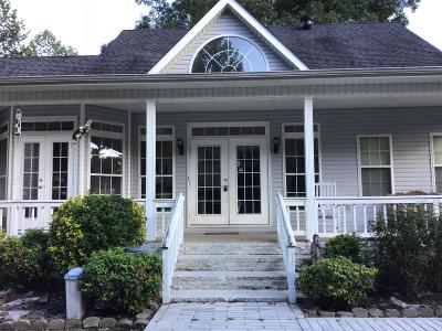 Hohenwald Single Family Home For Sale: 104 Salem Rd