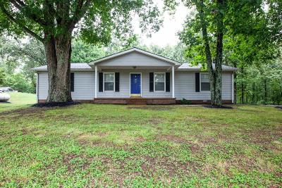 Mount Pleasant Single Family Home Under Contract - Showing: 9663 Elk Ridge Rd
