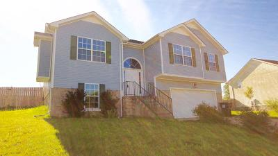Christian County, Ky, Todd County, Ky, Montgomery County Rental For Rent: 1452 Mutual Dr
