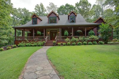 Franklin Single Family Home For Sale: 5745 Pinewood Rd