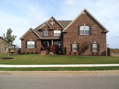 Gallatin Single Family Home For Sale: 1499 Foxland Blvd