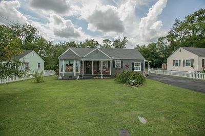 Murfreesboro Single Family Home For Sale: 1511 Kenneth Ave