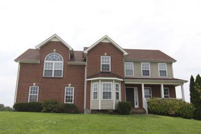 Christian County, Ky, Todd County, Ky, Montgomery County Rental For Rent: 1398 Borrowdale Drive