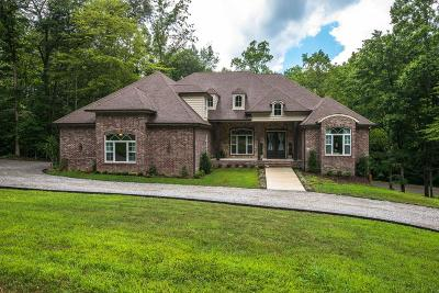 Dickson Single Family Home For Sale: 245 Scenic Dr
