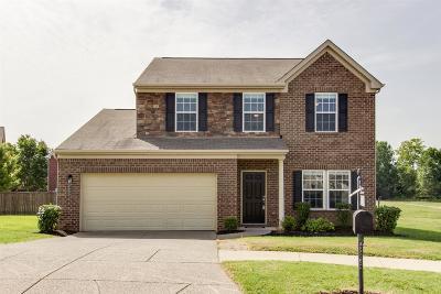 Williamson County Single Family Home For Sale: 2420 Trivaca Ln