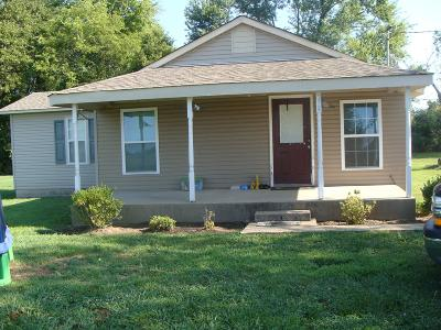 Summertown Single Family Home Under Contract - Showing: 274 Davis St