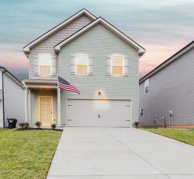 Murfreesboro Single Family Home For Sale: 215 Eastwoods Section 5
