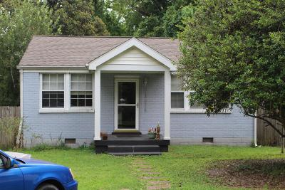 Single Family Home For Sale: 4110 Rockdale Ave