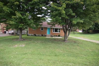 Christian County, Ky, Todd County, Ky, Montgomery County Rental For Rent: 219 Paddock Road