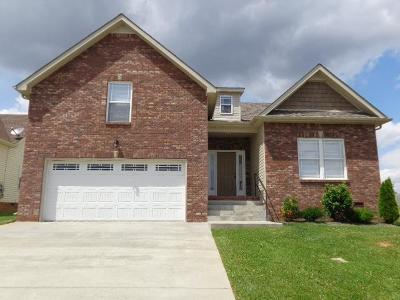 Christian County, Ky, Todd County, Ky, Montgomery County Rental For Rent: 689 White Face Dr