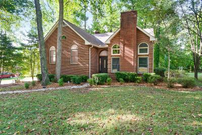 Springfield Single Family Home For Sale: 2202 Woodmont Dr