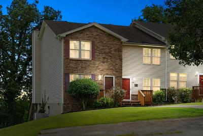 Christian County, Ky, Todd County, Ky, Montgomery County Condo/Townhouse Under Contract - Showing: 937 A Kingsbury Drive #A