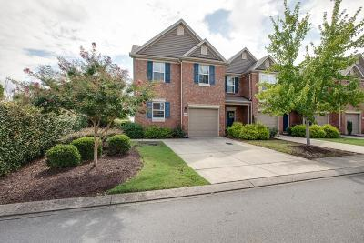 Brentwood  Condo/Townhouse Under Contract - Showing: 8101 Valley Oak Dr