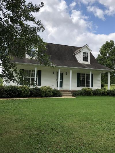 Culleoka Single Family Home Under Contract - Showing: 4368 Scott Hollow Rd