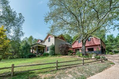 Nolensville Single Family Home For Sale: 333 Fann Rd
