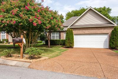 Spring Hill  Single Family Home Under Contract - Showing: 2009 Patrick Way