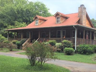 Franklin Single Family Home Under Contract - Showing: 5117 Old Harding Rd