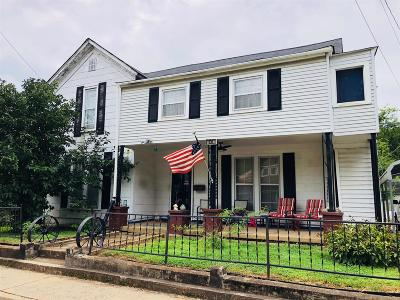 Clarksville Single Family Home For Sale: 830 Stafford St