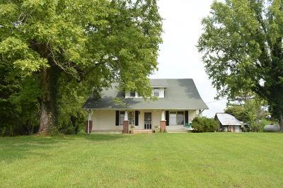 Decherd Single Family Home For Sale: 264 Merritt Ln
