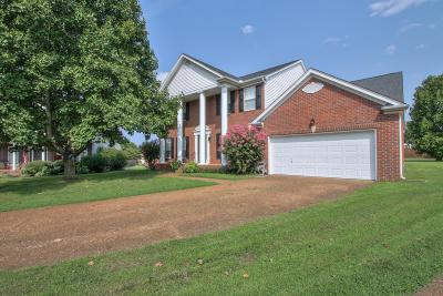 Old Hickory Single Family Home Under Contract - Showing: 3012 Sutton Ct
