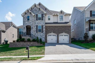 Nolensville TN Single Family Home For Sale: $549,900