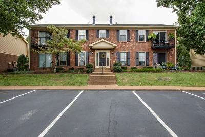 Brentwood  Condo/Townhouse Under Contract - Showing: 5776 Brentwood Trace #5776