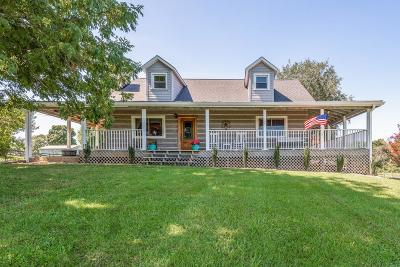 Pleasant View Single Family Home For Sale: 2812 Henry Gower Rd