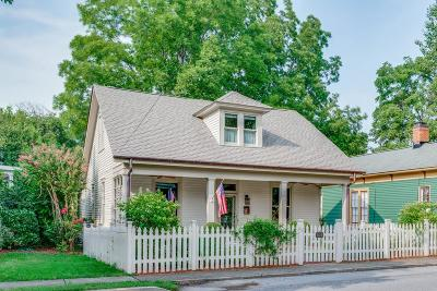 Franklin Single Family Home For Sale: 508 S Margin St