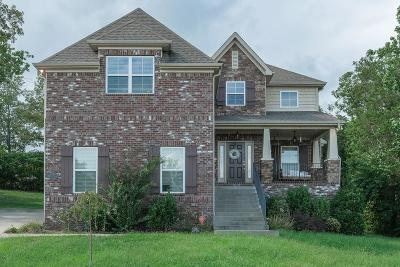 Smyrna Single Family Home Under Contract - Showing: 4324 Silver Oaks Dr