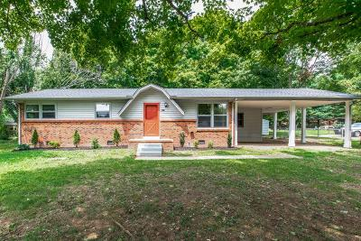 Spring Hill  Single Family Home Under Contract - Showing: 710 Meade Dr