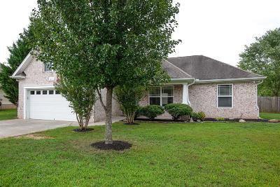 Spring Hill  Single Family Home For Sale: 1037 Hummingbird Ln