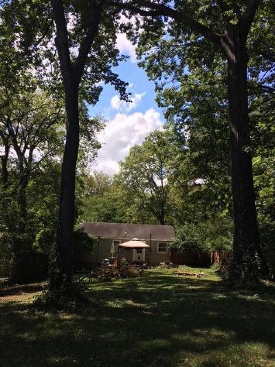 Nashville Single Family Home For Sale: 1349 Cardinal Ave
