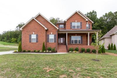 Murfreesboro TN Single Family Home Under Contract - Showing: $398,000