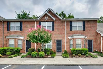Franklin Condo/Townhouse Under Contract - Not Showing: 1101 Downs Blvd Apt 205 #205