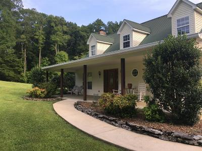 Cookeville Single Family Home Under Contract - Showing: 467 Poplar Springs Rd