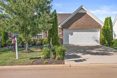 Murfreesboro Single Family Home Under Contract - Not Showing: 3808 Maya Dr