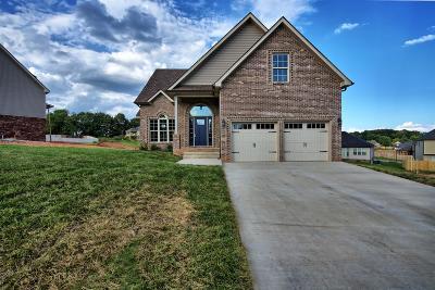 Clarksville TN Single Family Home Under Contract - Showing: $220,000