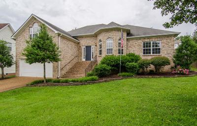 Nashville Single Family Home Under Contract - Not Showing: 208 Payson Ct