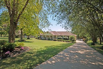 Sumner County Single Family Home Under Contract - Showing: 1543 Oxford Ct